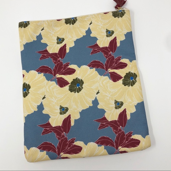 Rachel Pally Handbags - Rachel Pally Floral Reversible Clutch Tropical